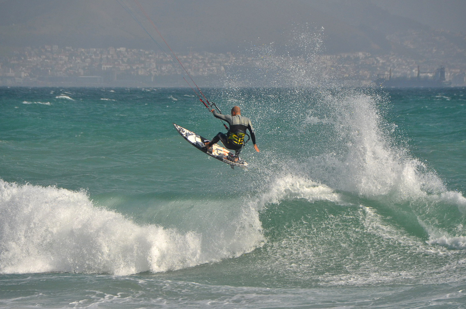 KiteSurfing @ Tableview 2014 (413)E