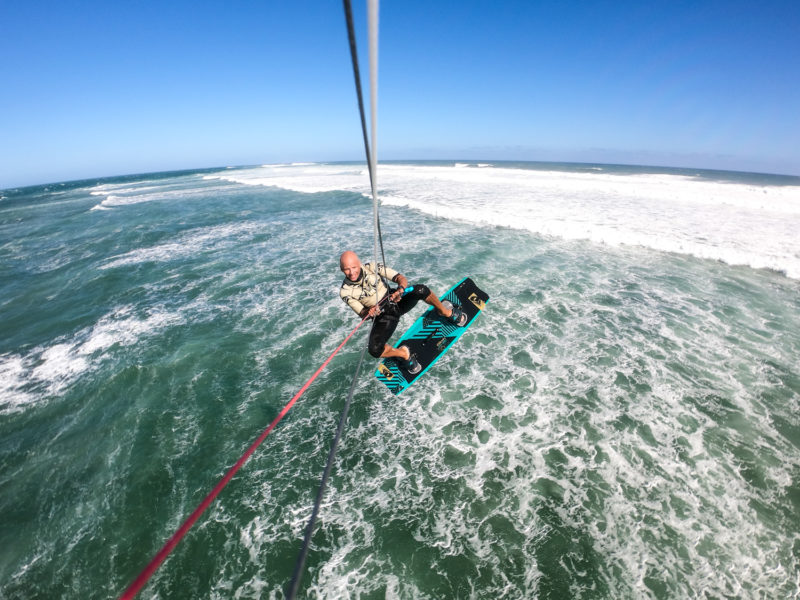 kite loop Gopro